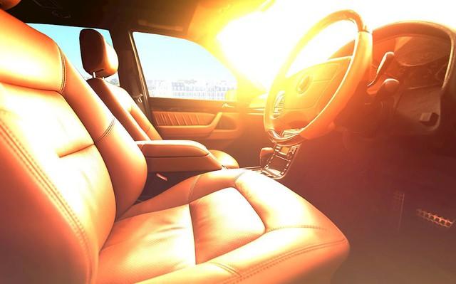 Đỗ xe dưới trời nắng nóng cần chú ý đến những bộ phận này - Ảnh 4.