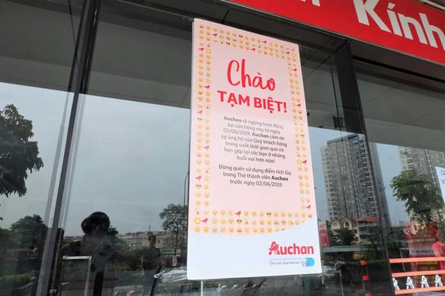 Người tiêu dùng Việt: Thật sự xin lỗi và cảm ơn Auchan! - Ảnh 1.