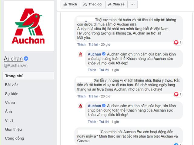 Người tiêu dùng Việt: Thật sự xin lỗi và cảm ơn Auchan! - Ảnh 3.