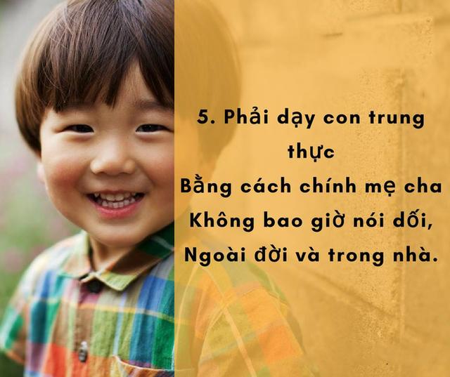 Nhìn lại cách người Nhật dạy con khiến cả thế giới ngưỡng mộ, mọi cha mẹ Việt đều có thể học theo - Ảnh 5.