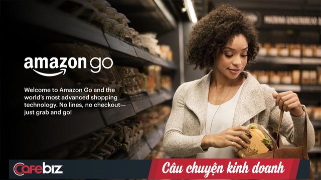 Không cần quét QR code, không cần thanh toán qua ứng dụng, công nghệ ở Amazon Go mới là đỉnh cao: Khách vào cửa hàng - chọn đồ - đi ra, thế là xong! - Ảnh 1.