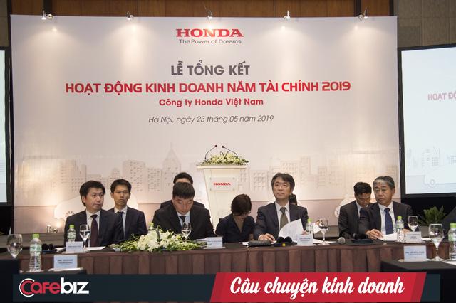 Chiếm gần 80% thị phần xe máy tại Việt Nam, Honda đáp lại ra sao khi được hỏi Có xem VinFast là đối thủ cạnh tranh lớn trong tương lai? - Ảnh 1.