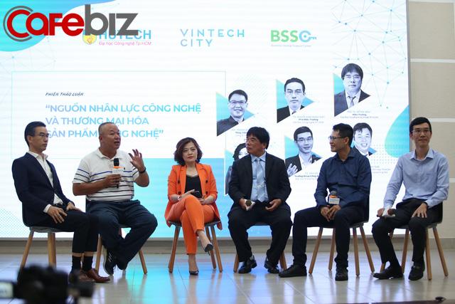 CEO Vintech City: Ngoài hỗ trợ 10 tỷ đồng/dự án, quỹ Vintech Fund sẽ tạo cơ hội để đưa một sản phẩm khoa học công nghệ ra được ngoài thị trường - Ảnh 2.