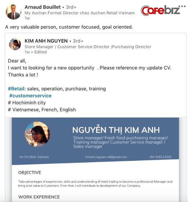 Trước khi tạm biệt Việt Nam, Auchan vẫn nỗ lực tìm kiếm cơ hội làm việc mới cho nhân viên của mình - Ảnh 2.