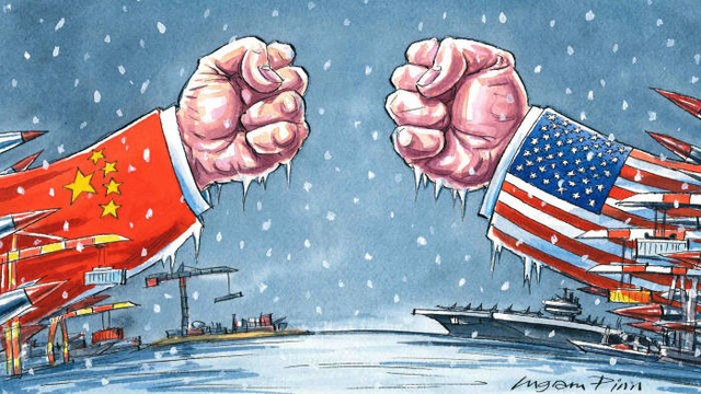Hậu quả khôn lường nếu xảy ra chiến tranh lạnh Mỹ - Trung - Ảnh 1.