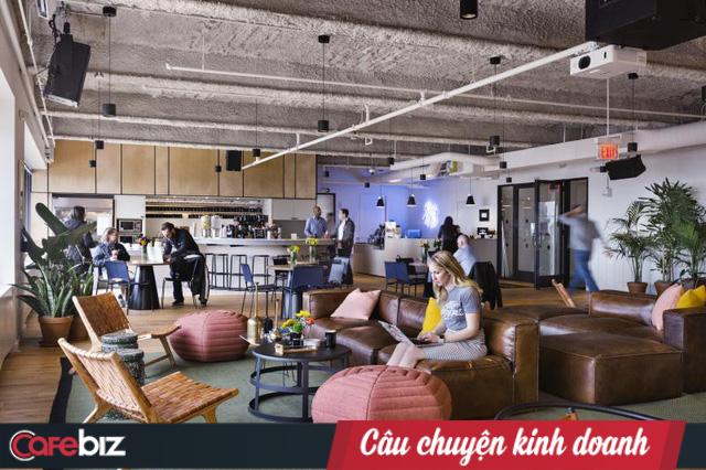 Chỉ là thuê nhà để làm co-working space, nhưng WeWork đã biến nó thành mô hình trị giá 47 tỷ USD - Ảnh 1.
