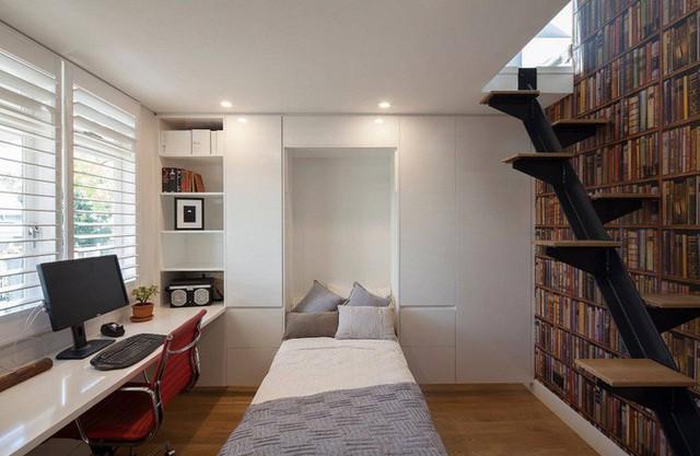 Thiết kế không gian đa chức năng thông minh cho những căn hộ chung cư có diện tích nhỏ - Ảnh 12.