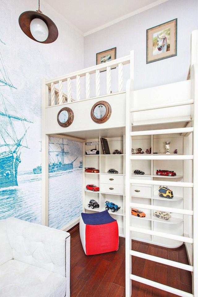Thiết kế không gian đa chức năng thông minh cho những căn hộ chung cư có diện tích nhỏ - Ảnh 5.
