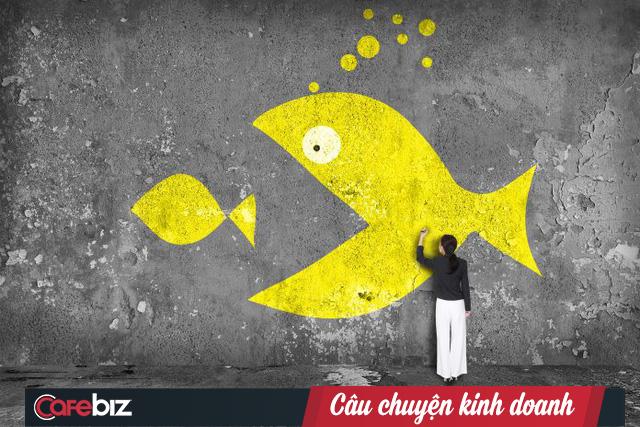 Lời khuyên mất lòng cho 98% doanh nghiệp Việt: Công ty nhỏ, nhân sự không xuất chúng, tài chính eo hẹp, sản phẩm không mấy tiềm năng thì dù đang thành công cũng nên bán mình! - Ảnh 1.