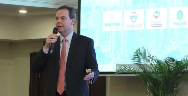 Sếp JLL Việt Nam: Năng lượng tái tạo lọt vào tầm ngắm của nhà đầu tư - Ảnh 1.