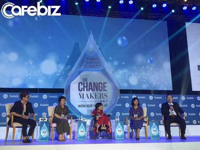 Chủ tịch Imagtor Nguyễn Thị Vân: Từ mô hình từ thiện mở thêm công ty để kinh doanh, để chứng minh rằng người khuyết tật không có sự khác biệt gì trong xã hội cả! - Ảnh 2.