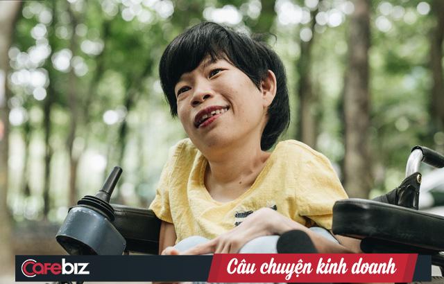 Chủ tịch Imagtor Nguyễn Thị Vân: Từ mô hình từ thiện mở thêm công ty để kinh doanh, để chứng minh rằng người khuyết tật không có sự khác biệt gì trong xã hội cả! - Ảnh 1.