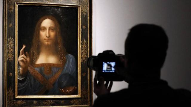 Nghi vấn đằng sau bức tranh 10.000 tỷ đồng đắt nhất thế giới - Ảnh 1.
