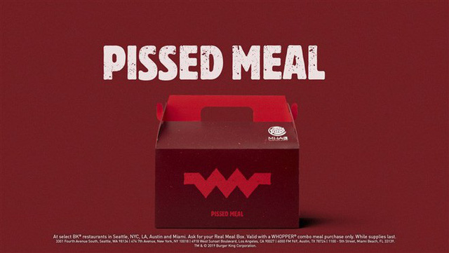 Burger King ra mắt suất ăn không vui vì có ối người đi ăn với tâm trạng chẳng ra gì - Ảnh 1.