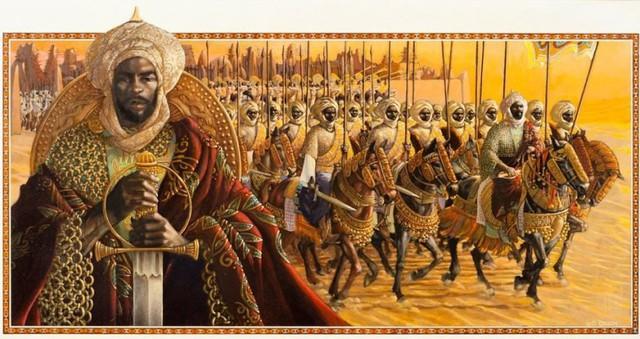 Người giàu nhất lịch sử nhân loại: Sở hữu gần 5.000 tỷ USD, ban phát vàng cho người nghèo Cairo khiến thị trường vàng Ai Cập tuột dốc 12 năm mới phục hồi được! - Ảnh 3.