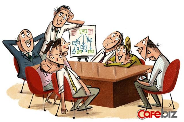 Bí mật đằng sau vị sếp thích họp hành: Cảm giác làm tròn bổn phận lãnh đạo khi chủ trì một đàn con ngoan ngồi chung phòng họp - Ảnh 1.