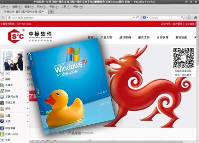 Quân đội Trung Quốc tự phát triển hệ điều hành riêng thay thế Windows - Ảnh 1.