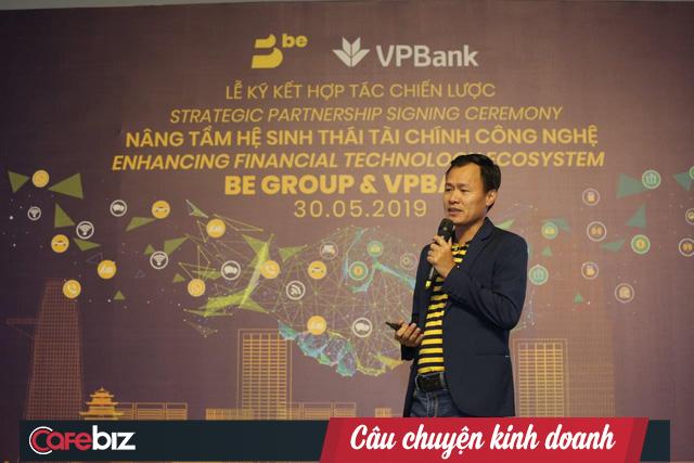 Be Group toan tính gì khi bắt tay VPBank ra mắt beFinancial: Ví điện tử chỉ là một phần nhỏ của chiến lược tổng thể? - Ảnh 1.