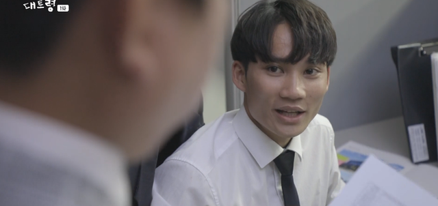 Nam chính người Việt đầu tiên trên màn ảnh Hàn: Du học sinh điển trai với thành tích học tập cực xuất sắc - Ảnh 3.