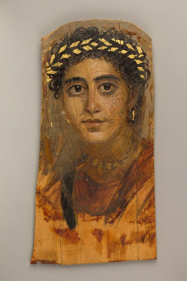 Bí ẩn những bức chân dung xác ướp Ai Cập cổ: Vẽ chính chủ và đa phần là nguyên liệu ngoại - Ảnh 6.