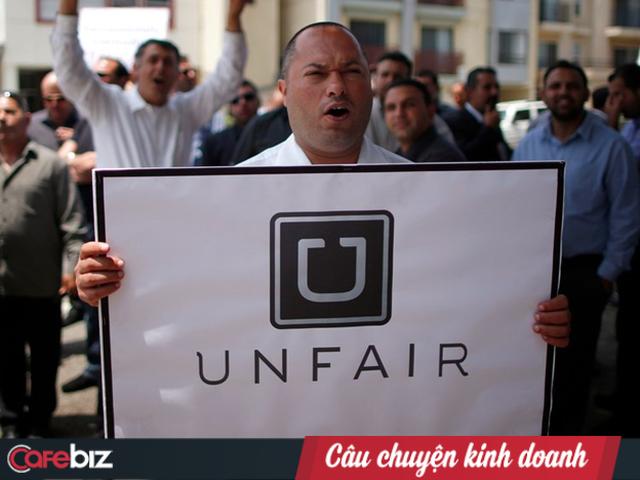 """Uber - Chú """"kỳ lân"""" gục ngã: Khi tiền nhiều vẫn chết dưới tay các đối thủ phù hợp với địa phương - Ảnh 4."""
