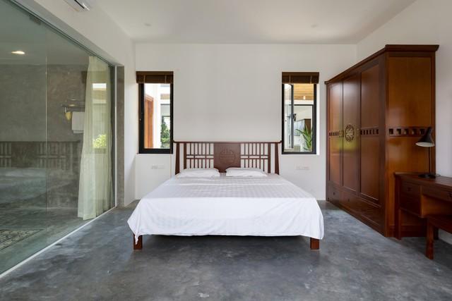Thiết kế đơn giản nhưng ngôi nhà 1 tầng ở Hà Nội vẫn đẹp như biệt thự nghỉ dưỡng - Ảnh 11.
