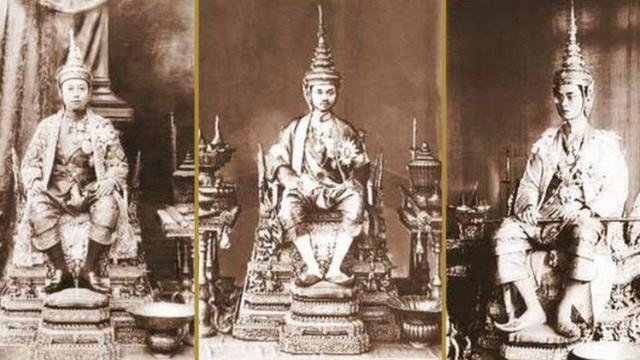 Lễ đăng cơ của Quốc vương Thái Lan: Tắm nước thiêng, đội trên đầu hơn 7kg vàng và những điều độc đáo khác - Ảnh 4.