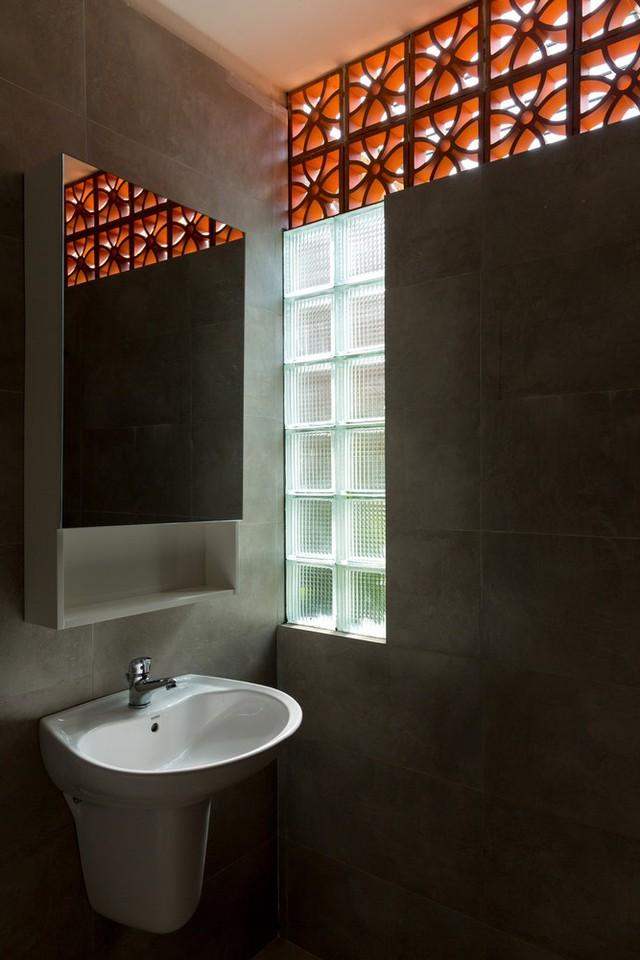 Thiết kế đơn giản nhưng ngôi nhà 1 tầng ở Hà Nội vẫn đẹp như biệt thự nghỉ dưỡng - Ảnh 10.
