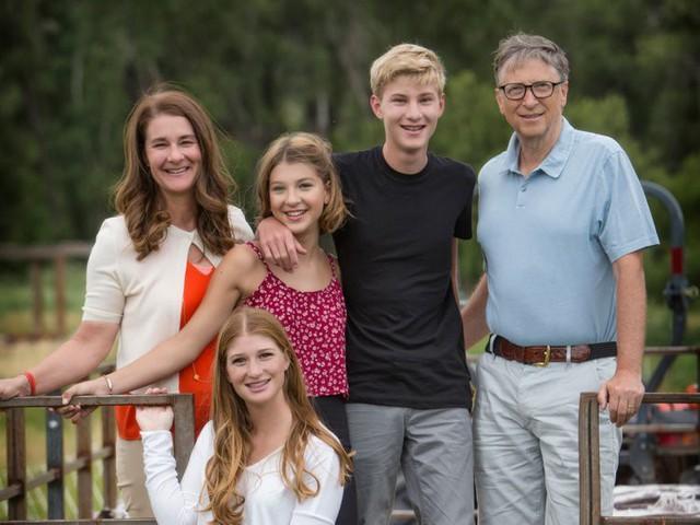 Điều làm Bill Gates hạnh phúc không phải khối tài sản tỷ đô mà hóa ra chỉ đơn giản như bao ông bố, bà mẹ khác - Ảnh 3.