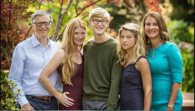 Điều làm Bill Gates hạnh phúc không phải khối tài sản tỷ đô mà hóa ra chỉ đơn giản như bao ông bố, bà mẹ khác - Ảnh 2.