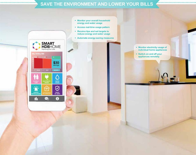 Singapore - Thành phố thông minh nhất thế giới: Khi công nghệ trở thành chìa khóa phát triển, robot thay thế con người, cột đèn đường cũng ở một đẳng cấp khác! - Ảnh 5.