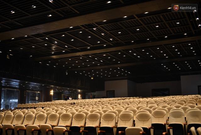 Cảnh hoành tráng của khu trung tâm hội nghị quốc tế tại chùa Tam Chúc - nơi diễn ra đại lễ Vesak Liên Hợp Quốc 2019 - Ảnh 12.