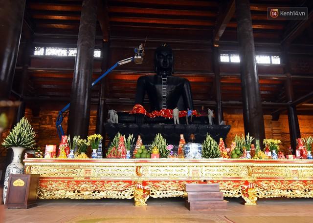 Cảnh hoành tráng của khu trung tâm hội nghị quốc tế tại chùa Tam Chúc - nơi diễn ra đại lễ Vesak Liên Hợp Quốc 2019 - Ảnh 3.