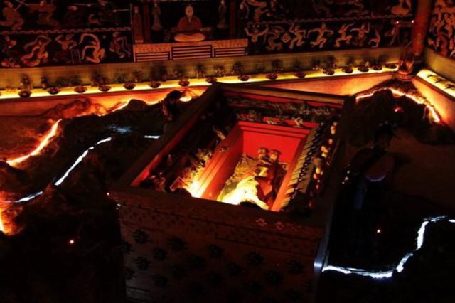 Cạm bẫy chết người: 100 tấn thủy ngân trong lăng mộ Tần Thủy Hoàng từ đâu mà có? - Ảnh 4.