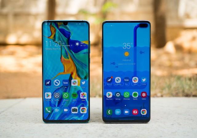 Quý 1/2019: Thông cáo chính thức của Samsung về chiến tranh khô máu với smartphone Trung Quốc - Ảnh 5.