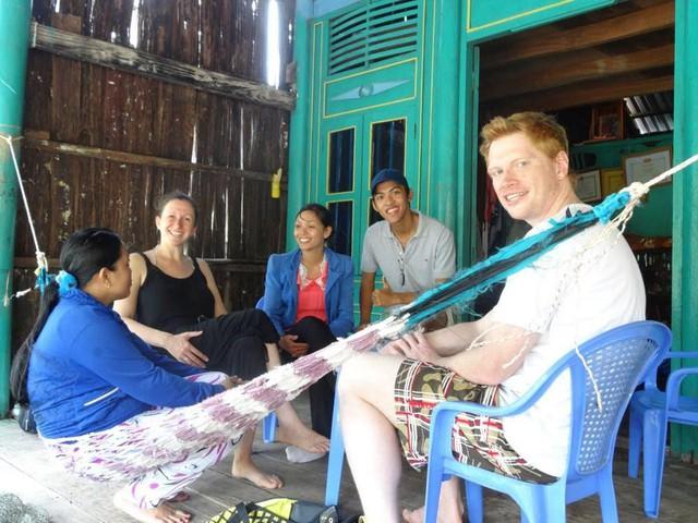Rời bỏ đô thị, chàng trai Sài Gòn ôm giấc mộng Cuộc sống đảo mượn tiền bố mẹ ra Phú Quốc hoang dã xây hostel - Ảnh 5.