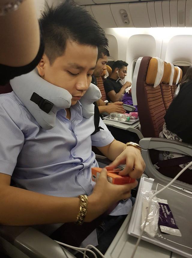 Khoa Pug chơi lớn: Youtuber chịu chi nhất Việt Nam mua bảo hiểm 4 tỷ đi Ai Cập, sử dụng toàn dịch vụ 5 sao ở nước ngoài - Ảnh 3.