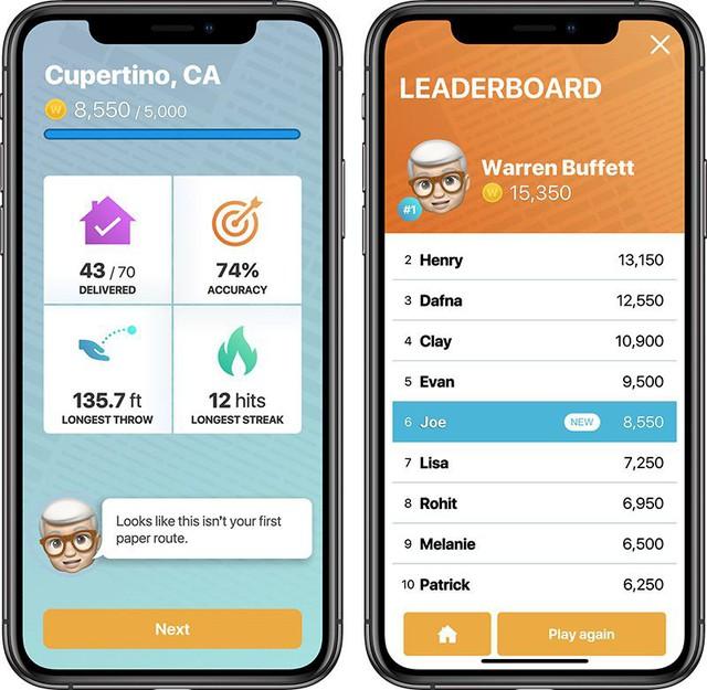 Apple làm game về tỷ phú Warren Buffett - Ảnh 1.