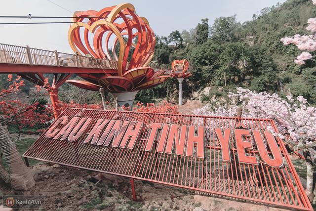 Tranh cãi xoay quanh yếu tố thẩm mỹ của cây cầu 5D đang gây sốt ở Mộc Châu: Khen đẹp thì ít nhưng chê bai sến súa, lạc lõng nhiều vô kể - Ảnh 3.