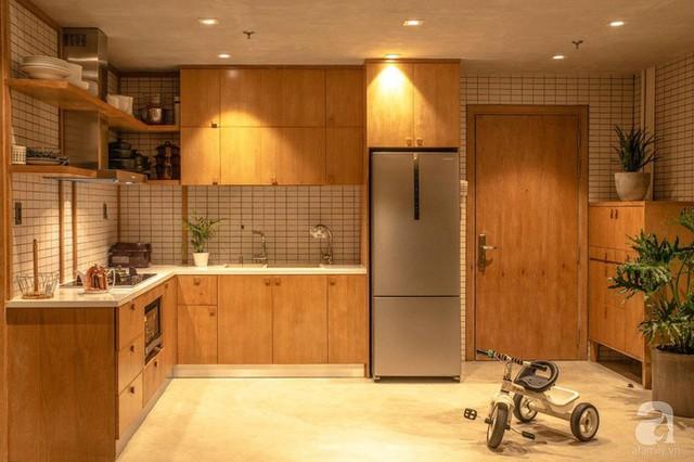 Cuộc sống vừa đủ của gia đình từ bỏ ngôi nhà rộng 200m² để chuyển đến căn hộ 70m² ngập tràn ánh sáng ở Sài Gòn - Ảnh 11.