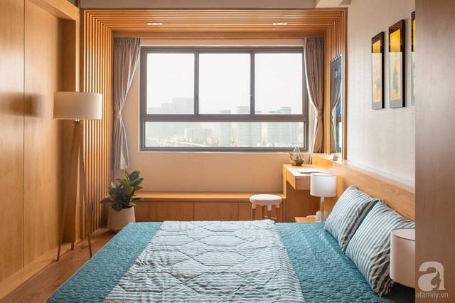 Cuộc sống vừa đủ của gia đình từ bỏ ngôi nhà rộng 200m² để chuyển đến căn hộ 70m² ngập tràn ánh sáng ở Sài Gòn - Ảnh 15.