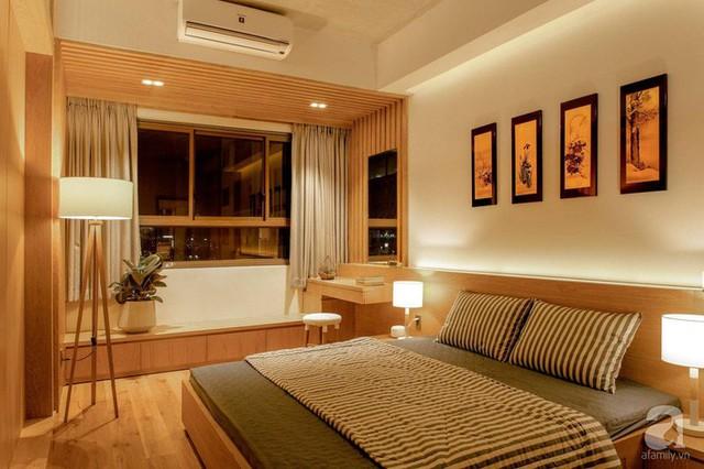 Cuộc sống vừa đủ của gia đình từ bỏ ngôi nhà rộng 200m² để chuyển đến căn hộ 70m² ngập tràn ánh sáng ở Sài Gòn - Ảnh 16.