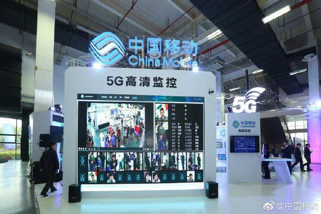 Trung Quốc tung video phô diễn sức mạnh của các thiết bị 5G khi truy bắt tội phạm - Ảnh 3.