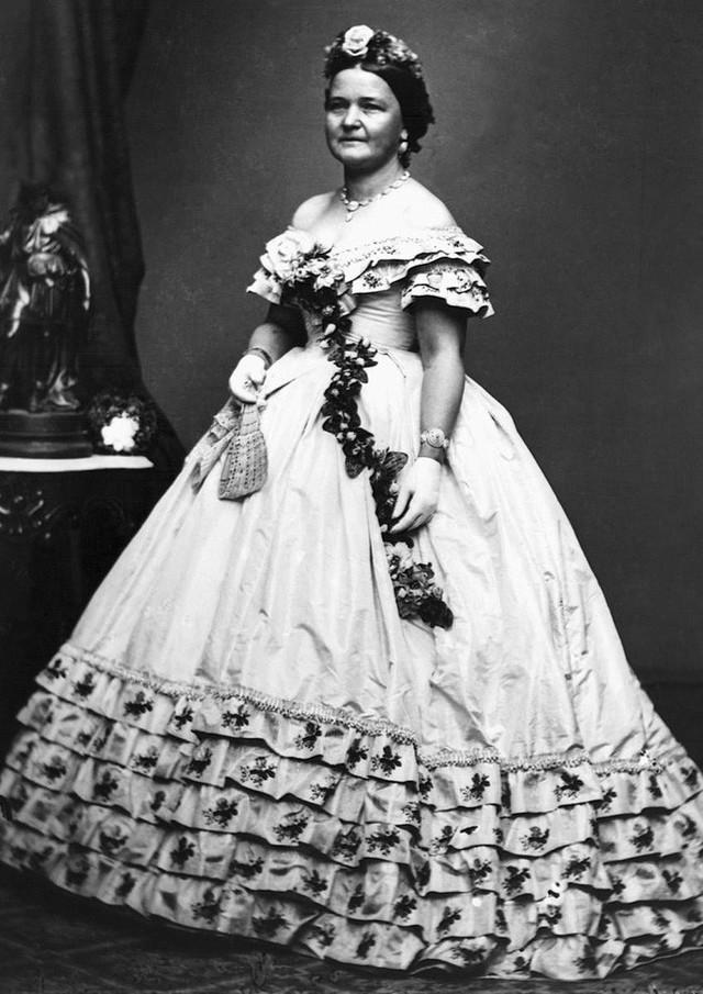 Cuộc đời bi kịch của Đệ nhất phu nhân Mỹ nhiều tai tiếng Mary Todd Lincoln - Ảnh 6.