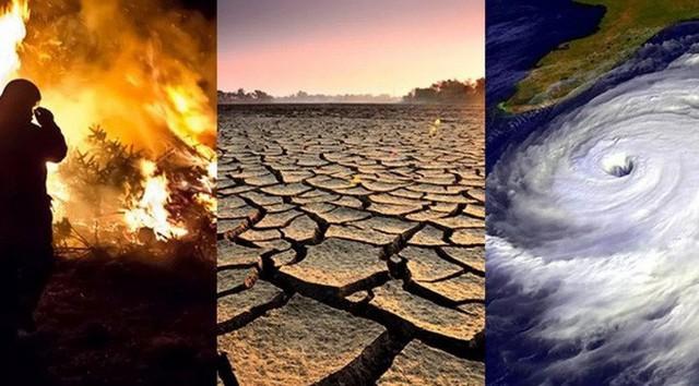 Kịch bản biến đổi khí hậu thảm khốc nhất: Văn minh nhân loại sẽ sụp đổ vào năm 2050 - Ảnh 2.