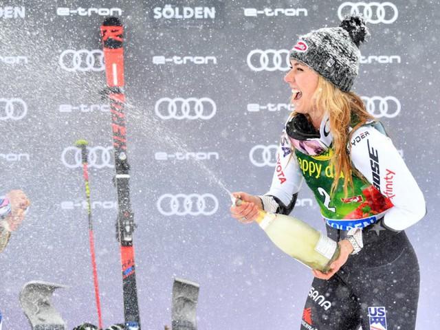 Bí quyết thành công của nữ vận động viên trượt tuyết giỏi nhất thế giới: Không cà phê, không rượu và ngủ ít nhất 9 tiếng mỗi ngày - Ảnh 1.