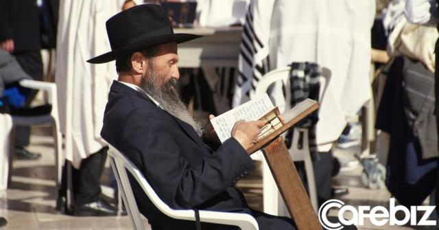 10 bí kíp kiếm tiền mà người Do Thái tôn sùng: Học hỏi ngay nếu bạn muốn thoát nghèo - Ảnh 2.