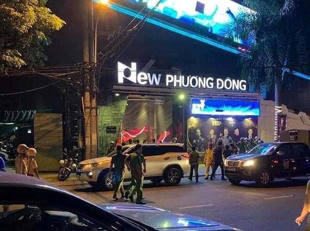Vì sao vũ trường lớn nhất Đà Nẵng bị phạt gần 100 triệu đồng? - Ảnh 1.
