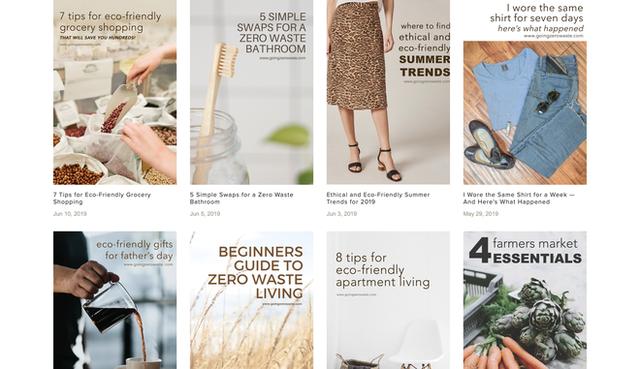 Đừng nản nếu trộm nhựa khó khăn quá, bạn có thể tham khảo các trang web truyền cảm hứng sống xanh này đây! - Ảnh 1.
