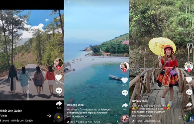 Du lịch Việt Nam quảng bá trênTikTok - Ảnh 1.